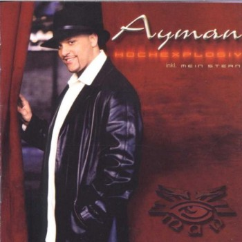 CD Cover Ayman hochexplosiv