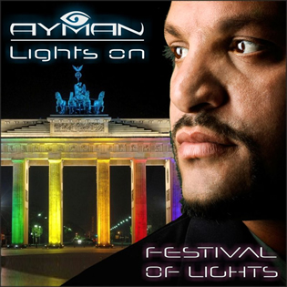 AYMAN - Lights on cover